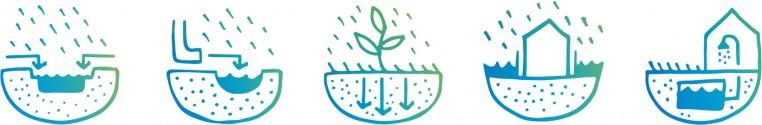 Samen gaan we slim om met regenwater: elke druppel telt!